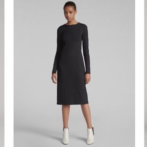 Rag & Bone Russo Gathered Midi Dress Small
